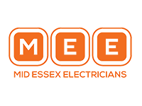 Mid Essex Electricians based in Colchester, Essex Logo